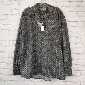 🌵Casual Classics Men's button front shirt